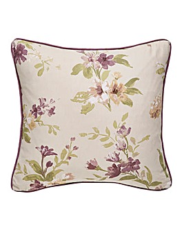 Jeannie Print Filled Cushion