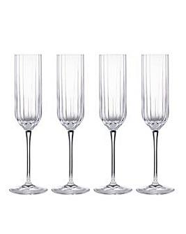 Bach Flute Glasses Set of Four