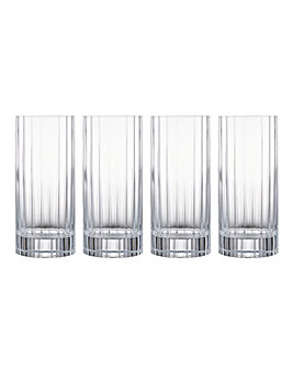 Bach Hi-Ball Glasses Set of Four