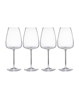 Talismano Red Wine Glasses Set of Four