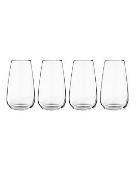 Talismano Hi-Ball Glasses Set of Four