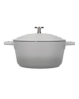 MasterClass Casserole Dish Grey Ombre