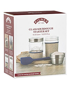 Kilner Sourdough Starter Set
