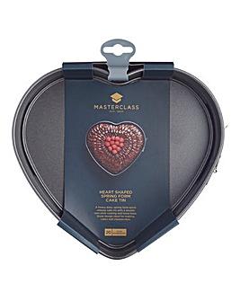 MasterClass Heart Shaped Cake Tin