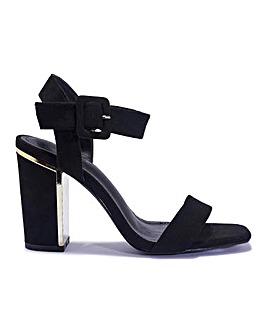 High Block Heels Standard Fit
