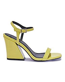 Heeled Sandals Standard Fit