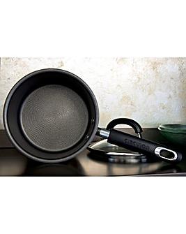 Circulon Stainless Steel 3 Saucepans