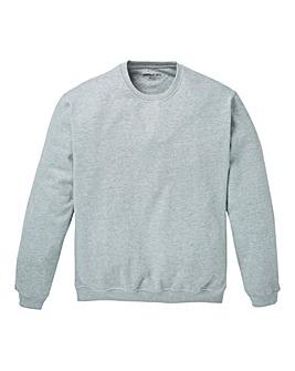 Capsule Grey Crew Neck Sweatshirt L
