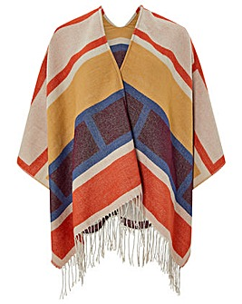 Monsoon Gabby Geo Wrap