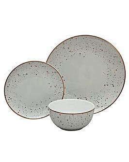 12 Piece Ceramic Dinner Set