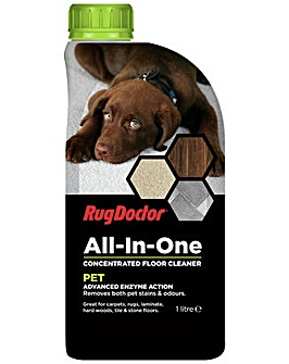 1 Litre All in One Pet FlexClean Cleaner