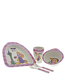Enchanting Disney Rapunzel Dinner Set