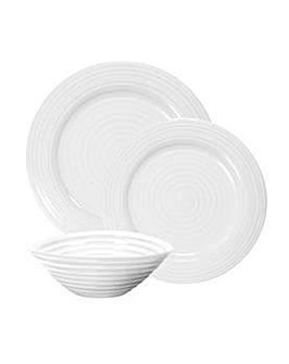 Sophie Conran White 12 Piece Dinner Set