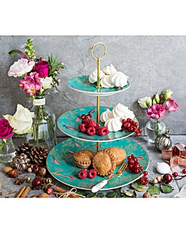 Sara Miller London 3 Tier Cake Stand