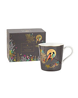 Sara Miller London Mug - Dark Grey