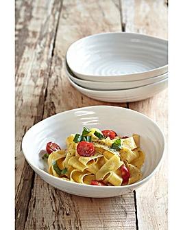 Sophie Conran Set of 4 Pasta Bowls
