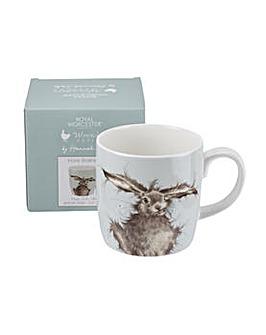 Wrendale Hare Brained Large 14oz Mug