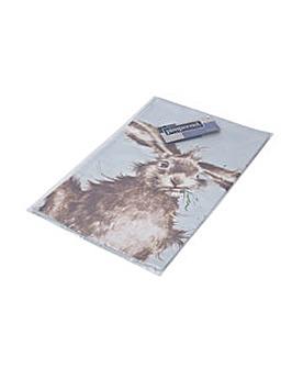 Wrendale Hare Tea Towel