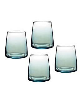Portmeirion Atrium Stemless Wine x 4