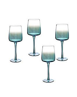 Portmeirion Atrium Wine Glasses x 4