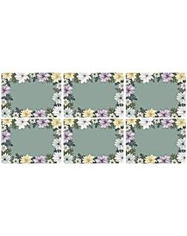 Pimpernel Atrium Placemats x 6