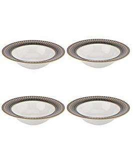 Portmeirion Atrium 7.5 Inch Bowls x  4
