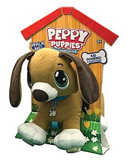 Peppy Puppies Junior - Brown Dog