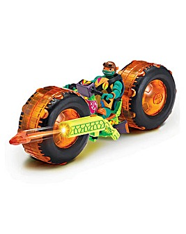 TMNT Shell Hog with Mikey