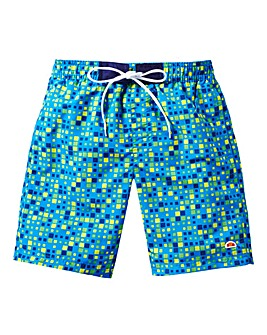 Ellesse Boys Print Swim Shorts Standard