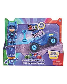 PJ Masks Space Rover & Figure - Catboy