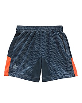 Admiral Boys Printed Wicking Shorts.