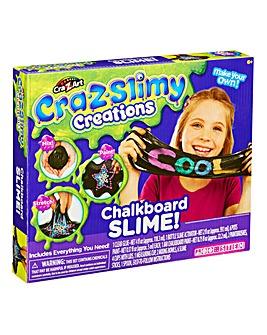 Cra-Z-Slimy Creations Chalk Slime Kit