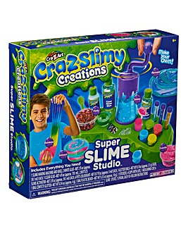 Cra-Z-Slimy Creations Super Slime Studio