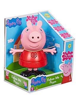 Peppa Pig 6 Inch Follow Me Peppa