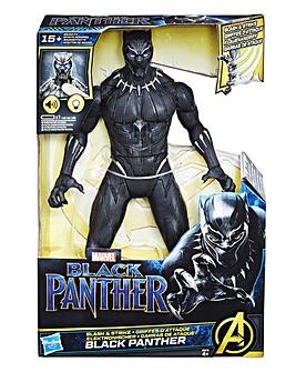 Black Panther Slash & Strike Figure