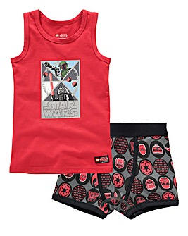Boys LEGO Star Wars Underwear Set