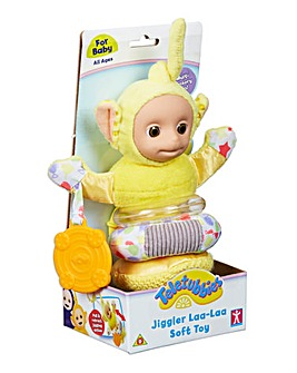 Teletubbies Activity Jiggler - Laa Laa