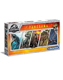 Jurassic World Panorama Puzzle