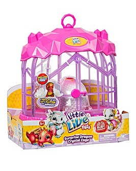 Little Live Pets Dragon Crystal Cage
