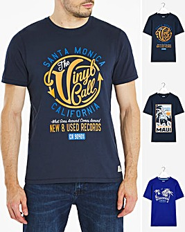 Graphic T-Shirt Multi Pack