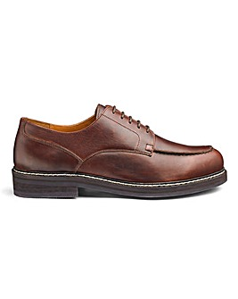 Jacamo Leather Apron Front Shoes