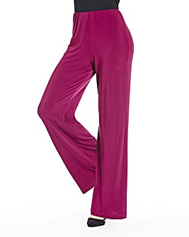 Joanna Hope Jersey Palazzo Trouser 33in