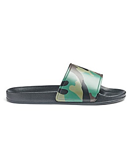 Camo Pool Sliders