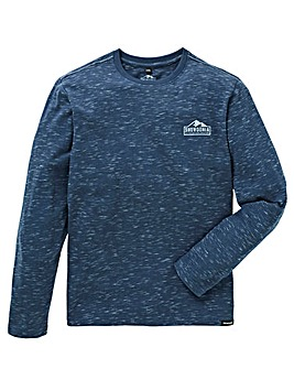 Snowdonia Long Sleeve T-Shirt Regular