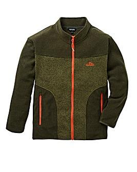 Snowdonia Full Zip Fleece Jacket