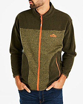 Snowdonia Full Zip Fleece Jacket