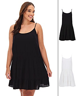 Value 2 Pack Beach Dresses
