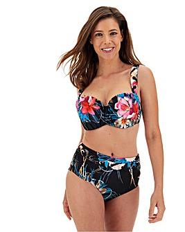 Joanna Hope Eyelet Detail Bikini Top