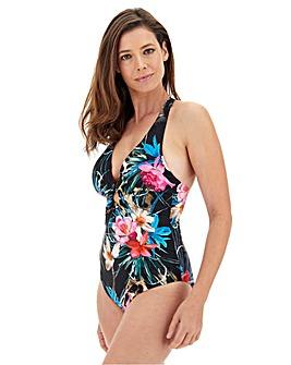 Joanna Hope Ring Detail Swimsuit