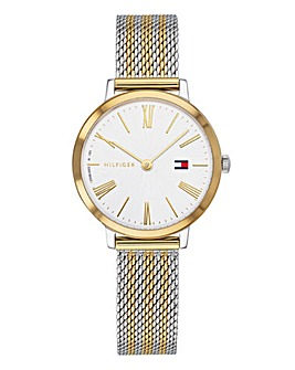 Tommy Hilfiger Ladies Project Z Mesh Strap Watch
